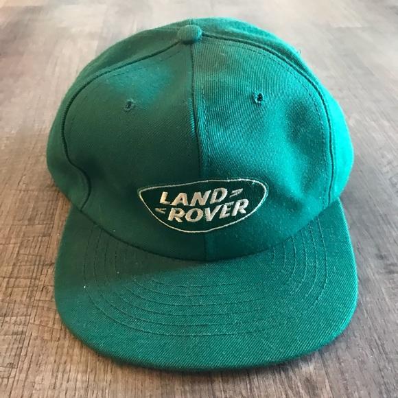Land Rover Bush Hat Navy: Vintage Accessories